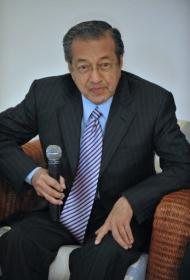 "Tun Dr. Mahathir - ""The Case for Criminalising War"""