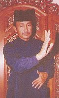 Al-fatihah to the Father of Modern Silat