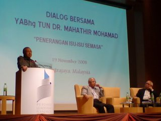 An Evening with Tun Dr Mahathir