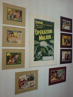 Operation Malaya et cetera
