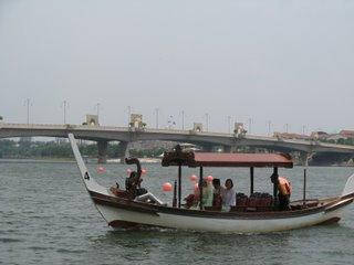 Putrajaya wedding boat
