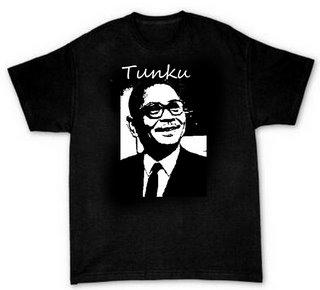 Tunku Abdul Rahman Putra t-shirt